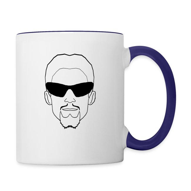 EXOVCDS Two Tone Mug (Right Handed)