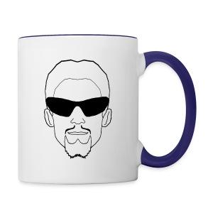 EXOVCDS Two Tone Mug (L&R) - Contrast Coffee Mug