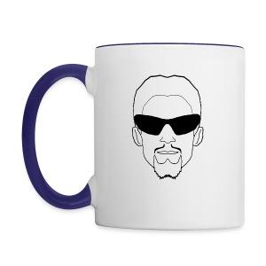 EXOVCDS Two Tone Mug (Left Handed) - Contrast Coffee Mug