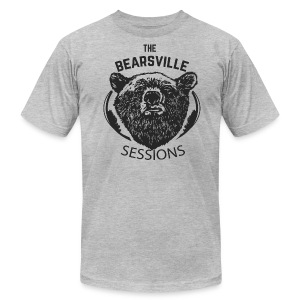 Phish - The Bearsville Sessions - Men's Fine Jersey T-Shirt