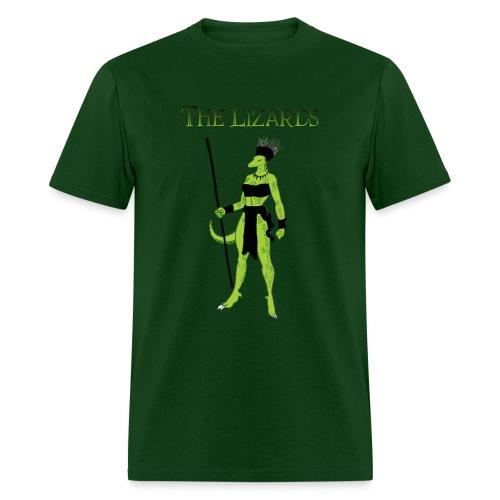 Phish - The Lizards - Men's T-Shirt