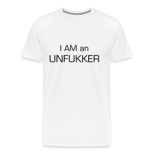 unfukker - Men's Premium T-Shirt