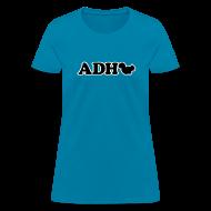 Women's T-Shirts ~ Women's T-Shirt ~ ADHD Squirrel - Women's T-shirt
