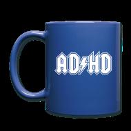 Mugs & Drinkware ~ Full Color Mug ~ ADHD ACDC Logo - Coffee Mug