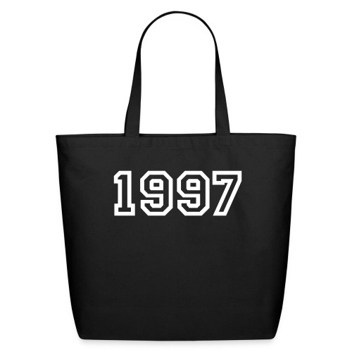 1997 Tote - Eco-Friendly Cotton Tote