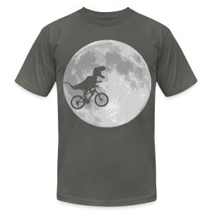 Jurassic Moon - Men's Fine Jersey T-Shirt