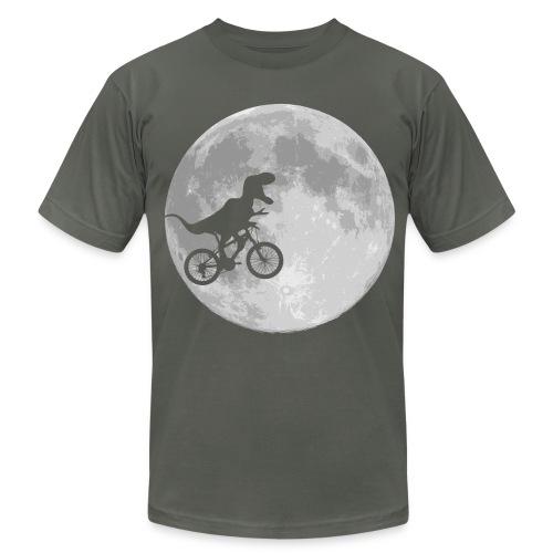 Jurassic Moon - Men's  Jersey T-Shirt