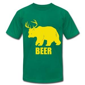 Beer - Men's Fine Jersey T-Shirt