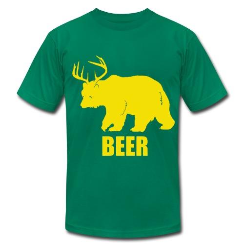 Beer - Men's  Jersey T-Shirt
