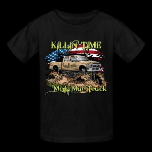 Killin Time Kids FRONT - Kids' T-Shirt