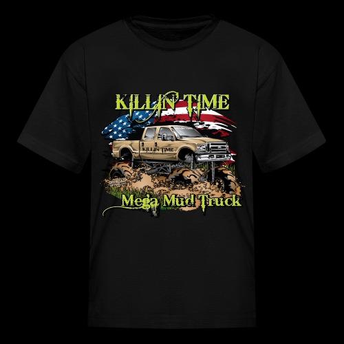 Killin Time Kids FRONT - Kids' T-Shirt