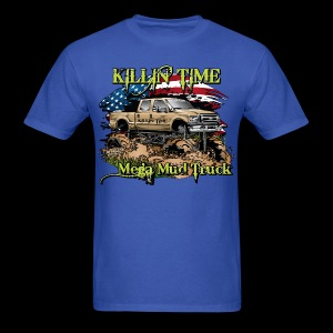 Killin Time FRONT - Men's T-Shirt