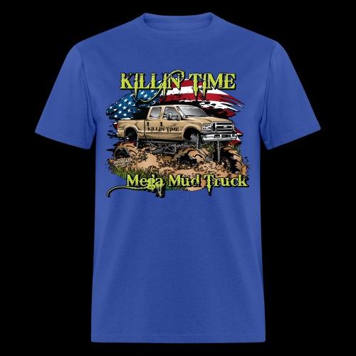 Killin Time FRONT - Men's T-Shirt