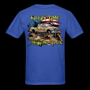 Killin Time BACK - Men's T-Shirt