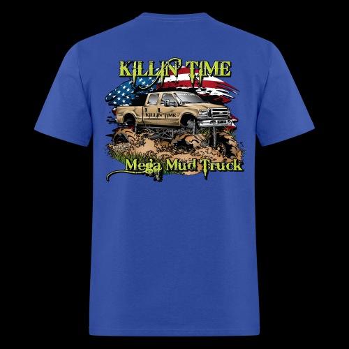 Killin Time BACK - Men's T-Shirt