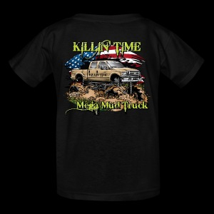 Killin Time Kids BACK - Kids' T-Shirt