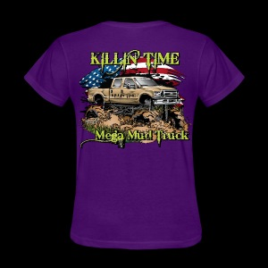 Killin Time BACK - Women's T-Shirt