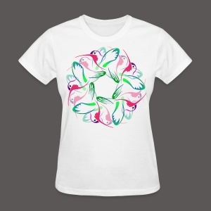 HUMMINGBIRDS 2 - Women's T-Shirt