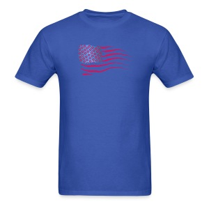 Phish - Donut Flag - Men's T-Shirt