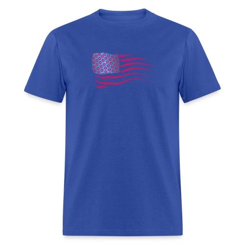Phish - Donut Flag - Men's T-Shirt