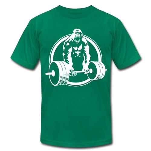 Do you lift? - Men's Fine Jersey T-Shirt