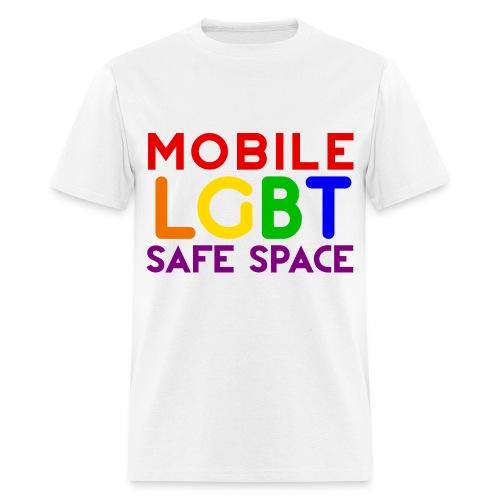 Mobile Safe Space  - Men's T-Shirt