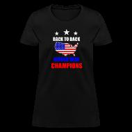 Women's T-Shirts ~ Women's T-Shirt ~   Back to Back