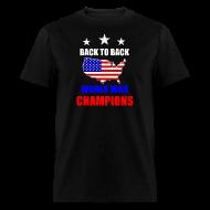 T-Shirts ~ Men's T-Shirt ~   Back to Back