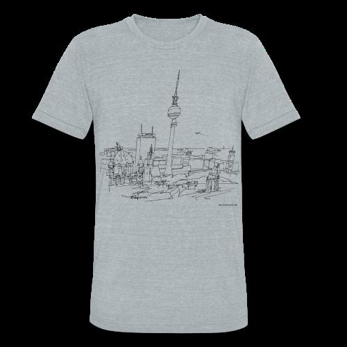 Berlin - Unisex Tri-Blend T-Shirt