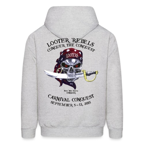 Carnival Conquest Hoodie (Light - Back Only) - Men's Hoodie