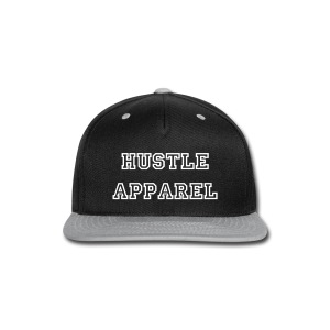 Hustle Apparel Hat - Snap-back Baseball Cap