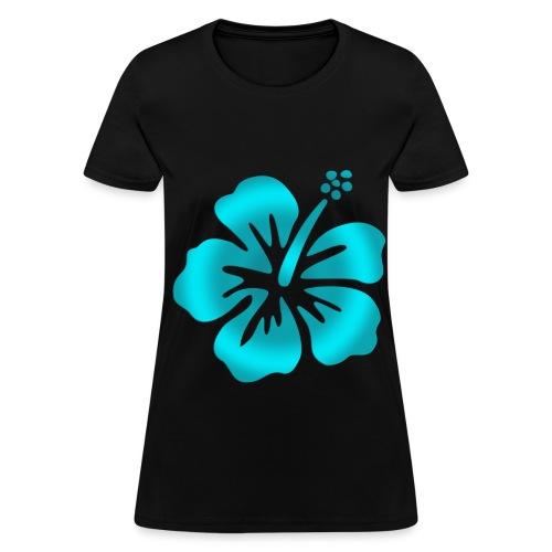 Hibiscus Flower - Women's T-Shirt