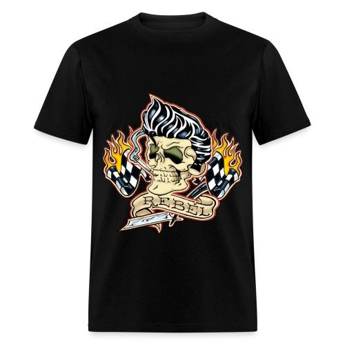 Rebel Skull - Men's T-Shirt