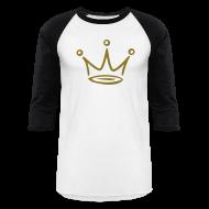 T-Shirts ~ Baseball T-Shirt ~ Was Goodie Royalty Baseball Shirt