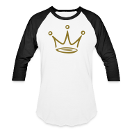T-Shirts ~ Men's Baseball T-Shirt ~ Was Goodie Royalty Baseball Shirt
