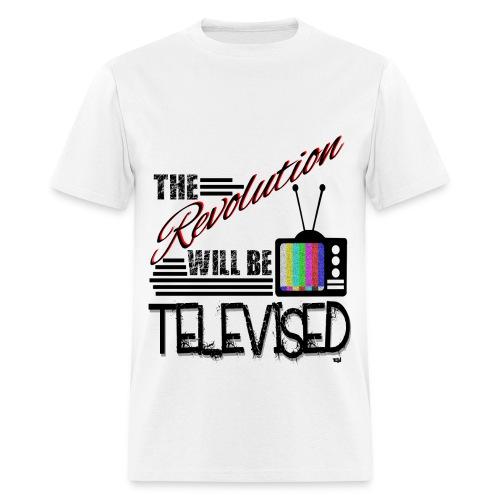 Revolution Shirt - Men's T-Shirt