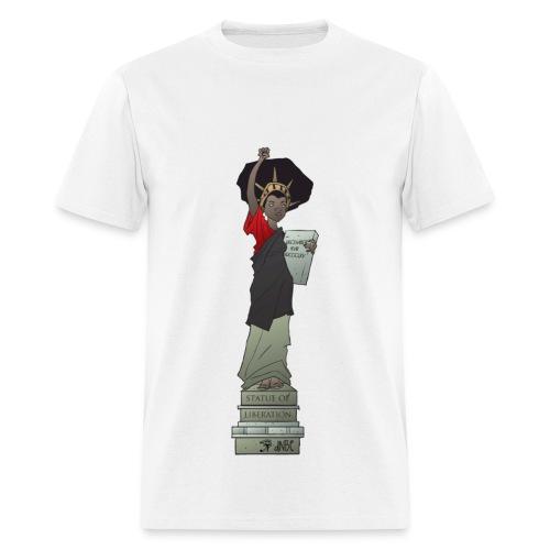 Statue of Liberation Shirt - Men's T-Shirt