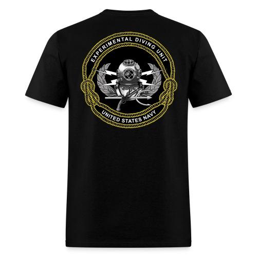 Experimental Diving Unit - Men's T-Shirt