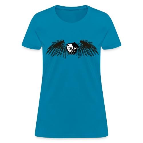 Angel of Death | Female Tee Shirt - Women's T-Shirt