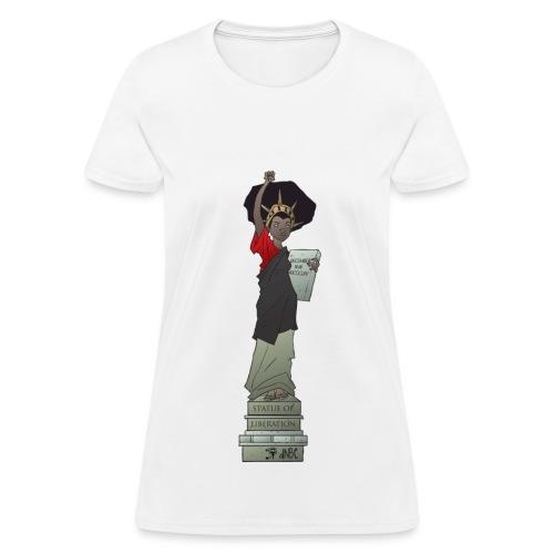 Statue of Liberation Shirt - Women's T-Shirt