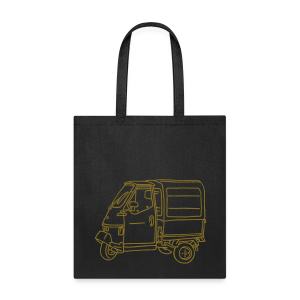 Tricycle Van - Tote Bag