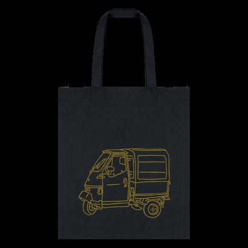 Tricycle Van - Tote Bag