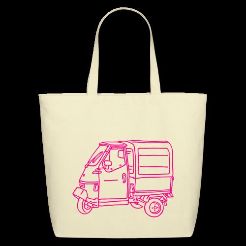 Tricycle Van - Eco-Friendly Cotton Tote