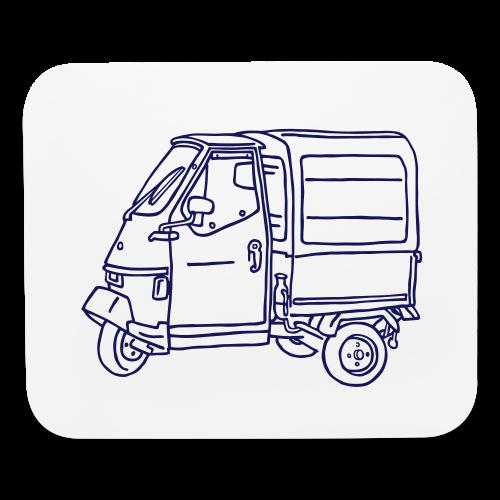 Tricycle Van - Mouse pad Horizontal