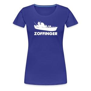 Zoff Women's Shirt - Women's Premium T-Shirt