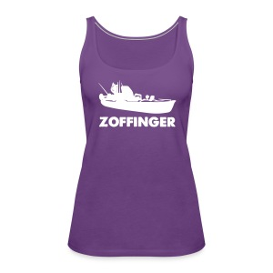 Zoff Women's tank top - Women's Premium Tank Top
