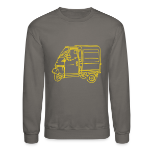 Tricycle Van - Crewneck Sweatshirt