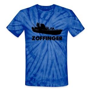 Zoffinger Tie Dye - Unisex Tie Dye T-Shirt