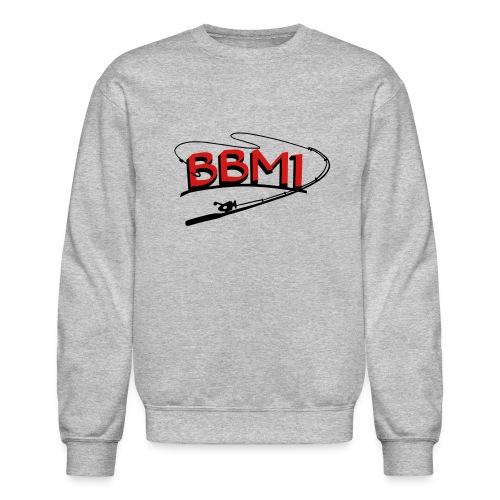 Men's Crewneck Sweatshirt Front Logo - Crewneck Sweatshirt
