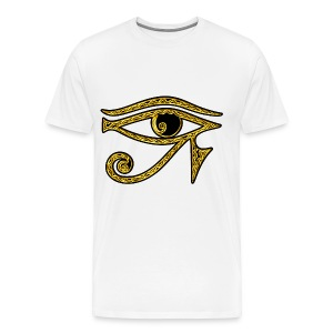 Egyptian Eye shirt  - Men's Premium T-Shirt